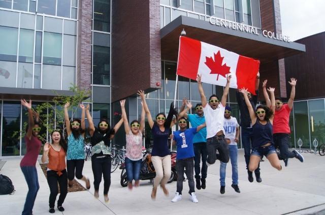 Колледжи Торонто