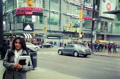 Учеба в Канаде: Отзыв о Планета Студент
