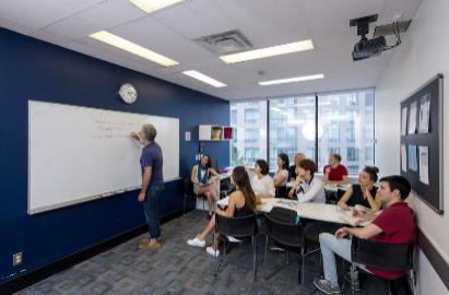 Изучение английского языка в Канаде